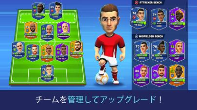 ミニフットボール - モバイルサッカーのおすすめ画像3