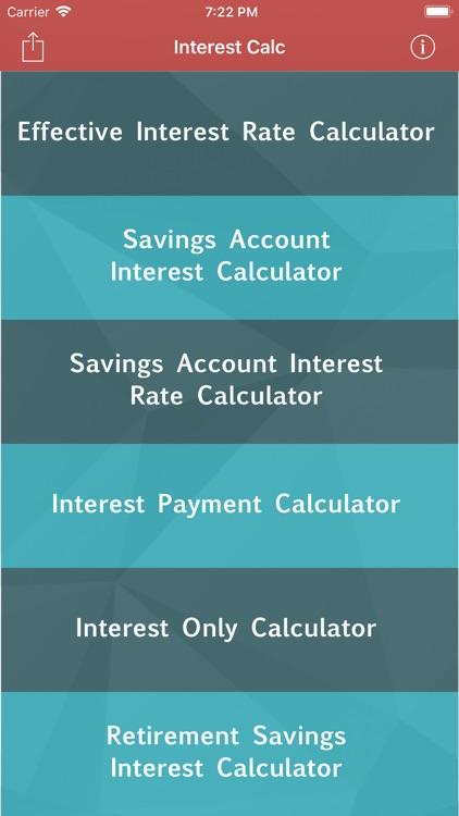 Interest Calc