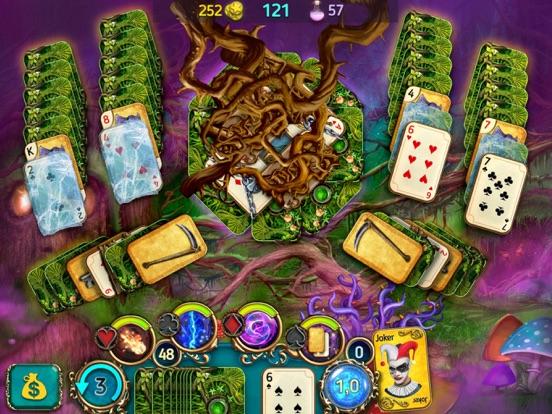 Solitaire Dreamland Adventure screenshot 13