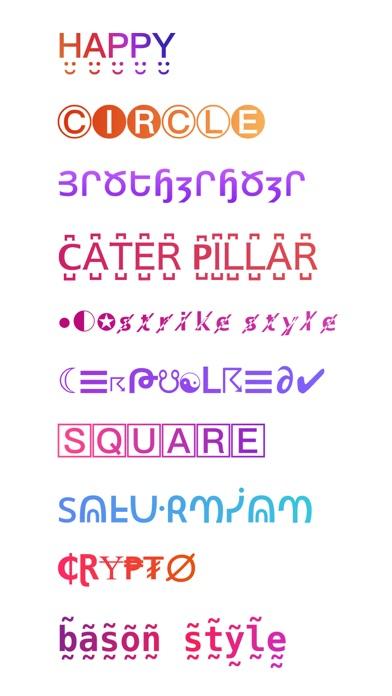 特殊文字記号 - 特殊絵文字のおすすめ画像1