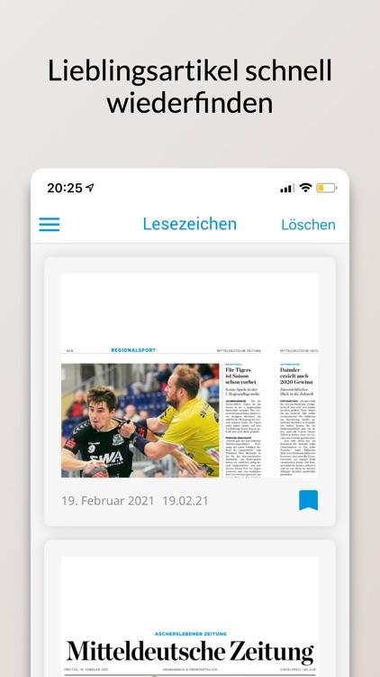 MZ E-Paper screenshot-3
