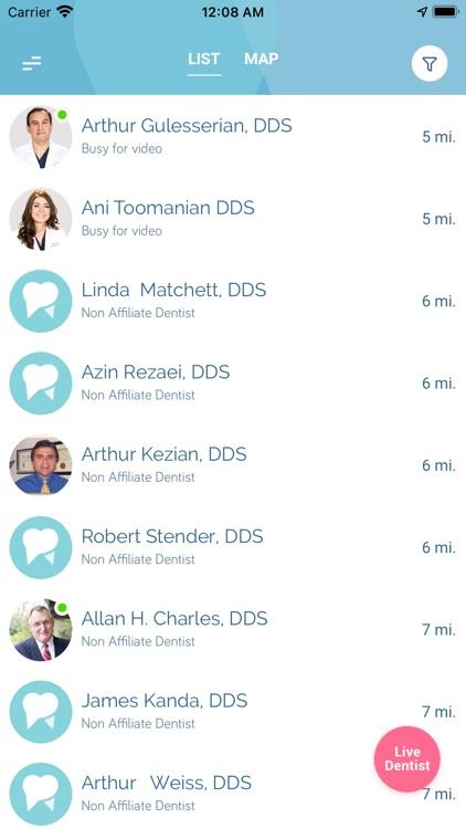 Denteractive 24/7 Live Dentist screenshot-5
