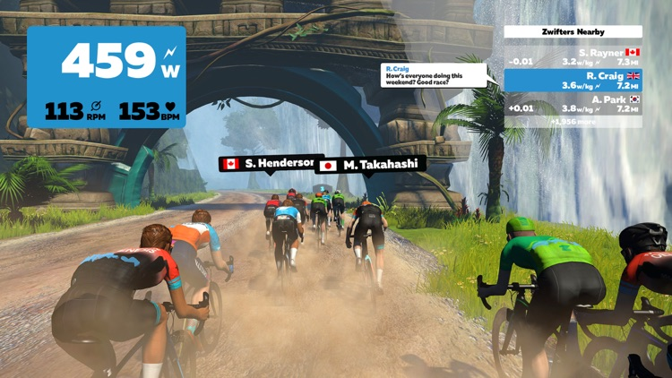 Zwift: Ride and Run screenshot-5
