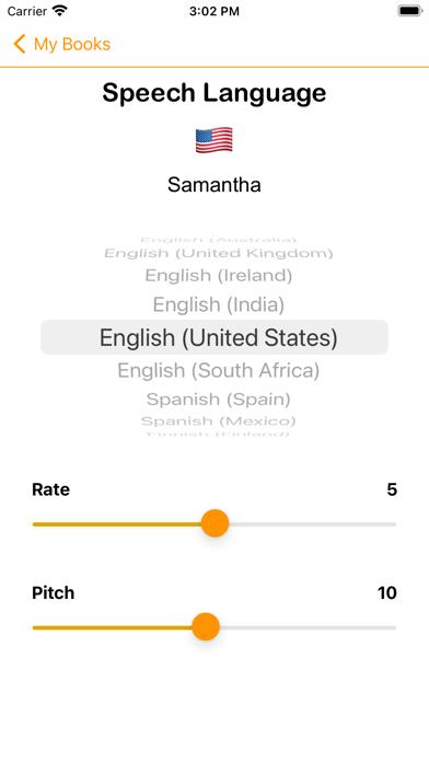 BookToSpeech Screenshot