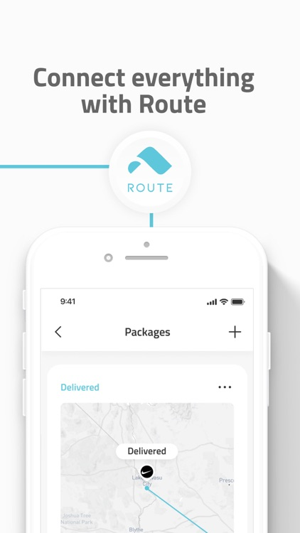 Route: Order & Package Tracker screenshot-5
