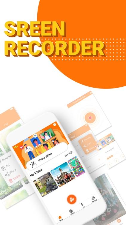 V Record - Screen Recorder