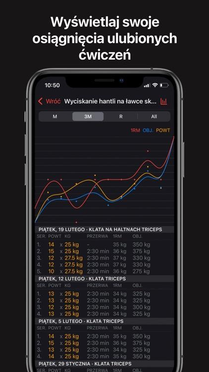 Smart Workout App screenshot-3