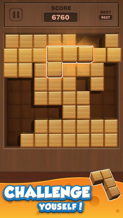 Wood Puzzle 3D screenshot-4