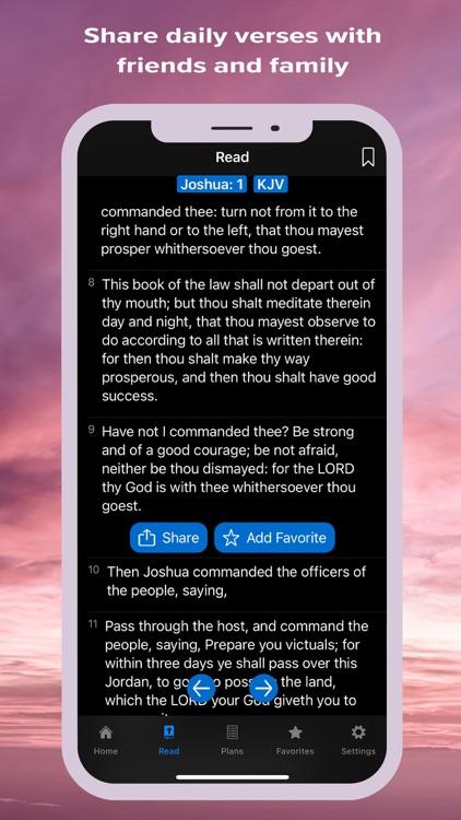 The Bible - Verse & Prayer screenshot-3