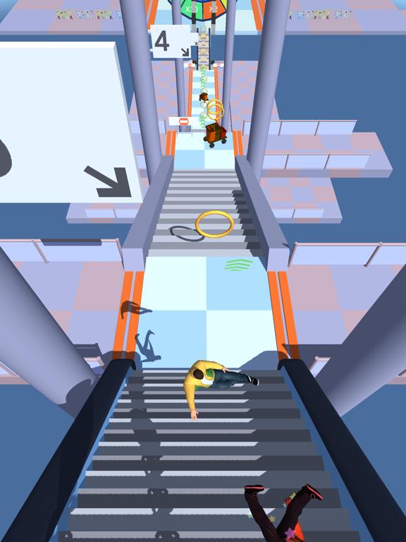 Fall Boy 3D screenshot 11