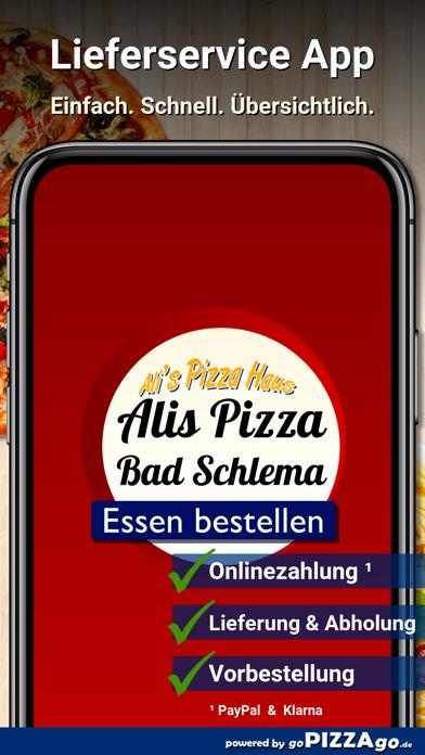 Alis Pizza Haus Bad Schlema screenshot 1