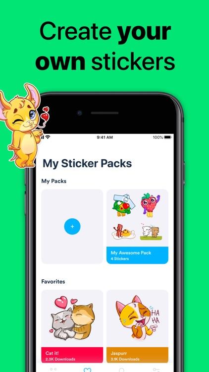 StickerHub - Sticker Maker screenshot-7