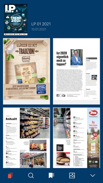 LEBENSMITTEL PRAXIS E-Paper screenshot-3