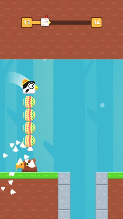 方块鸟 - 益智闯关小游戏 screenshot-4
