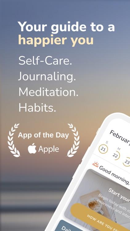 Ladder: CBT Self Care Journal