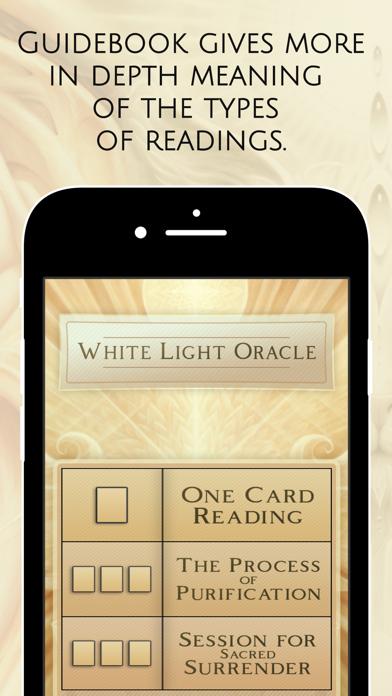 Screen Shot White Light Oracle 4