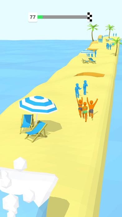 Beach Panic! screenshot 1