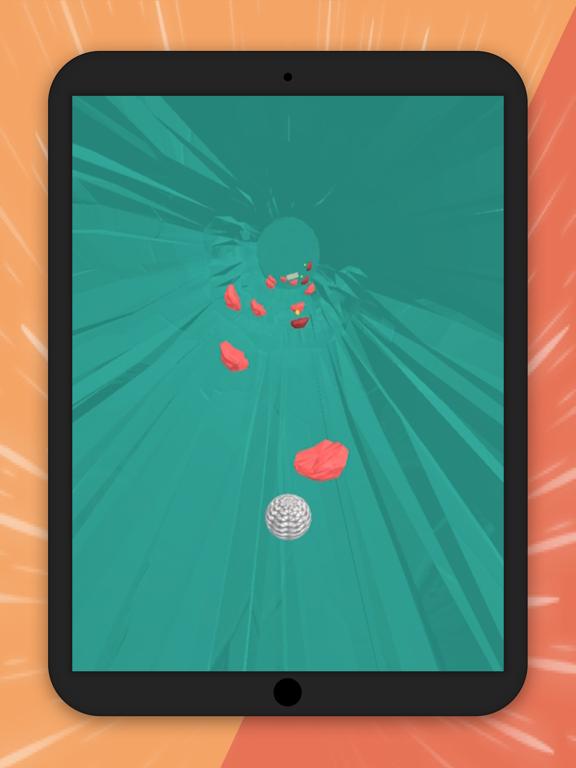 Tunnel Rush: Spin & Survive 3D screenshot
