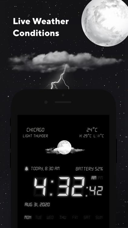 Alarm Clock: Music Sleep Timer screenshot-5