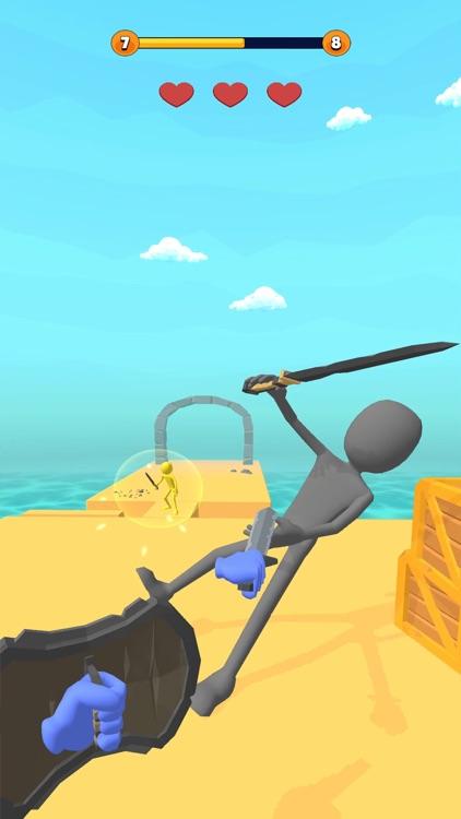 Duel Master 3D screenshot-4