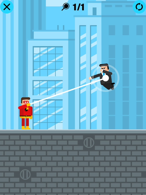 The Superhero League screenshot 4