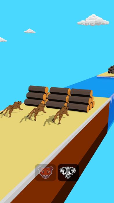 Animal Transform:Epic Race 3Dのおすすめ画像2
