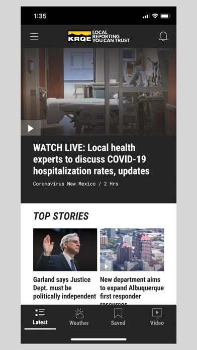 KRQE News - Albuquerque, NMのおすすめ画像1