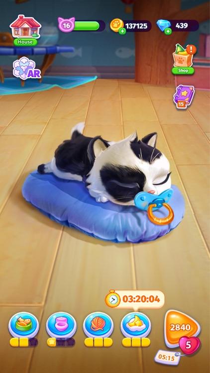 My Cat! – Virtual Pet Game screenshot-5