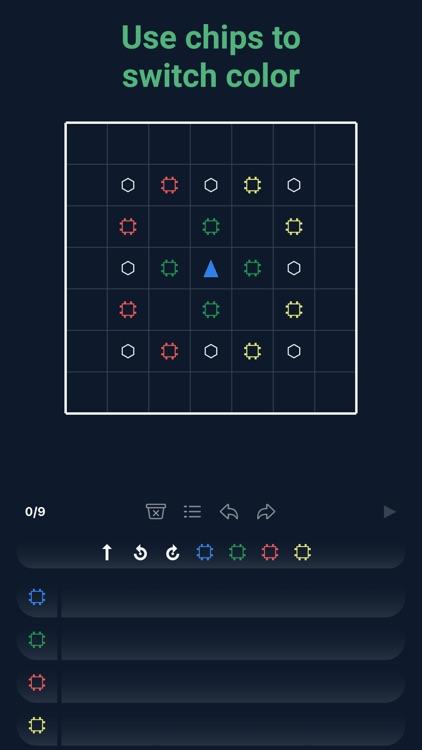 Recursive: Programming Puzzles screenshot-5