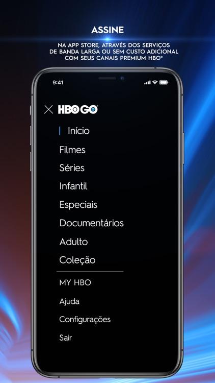 HBO GO ® - Filmes e séries screenshot-6