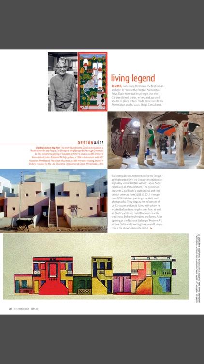 Interior Design Magazine screenshot-4