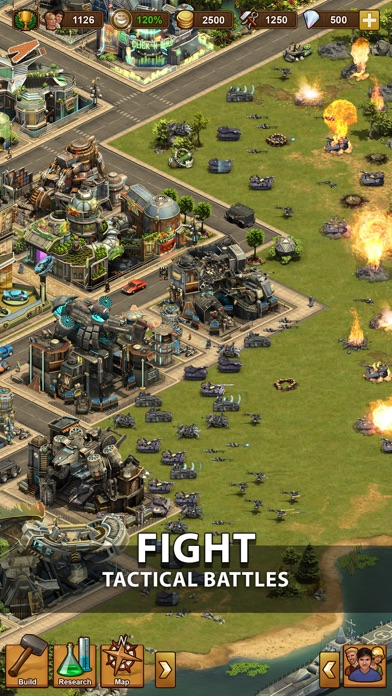 Forge of Empires: Build a City for windows pc