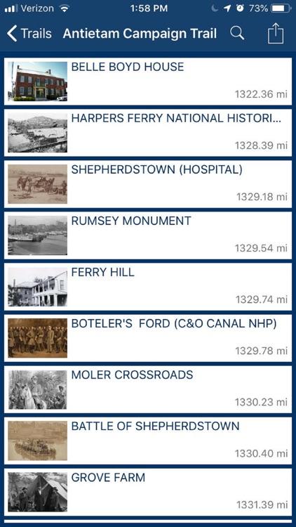 Maryland Civil War Trails