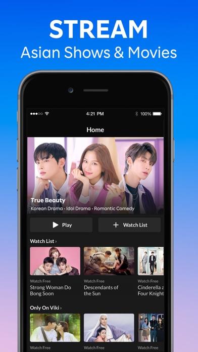 Viki: Asian Drama, Movies & TV Screenshot