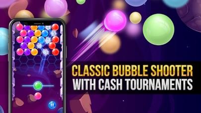 Bubble Shooter - Cash Prizes screenshot 1
