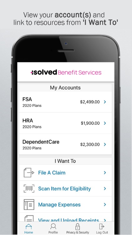 isolved Benefit Services iFlex