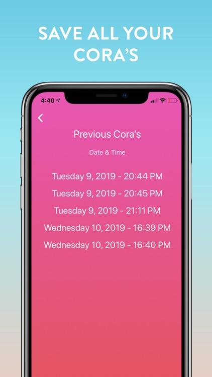 Cora — Color Code Your Apps screenshot-3