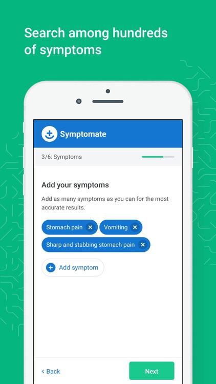 Symptomate – Symptom checker screenshot-4