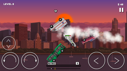 Death Chase Nitro screenshot 2