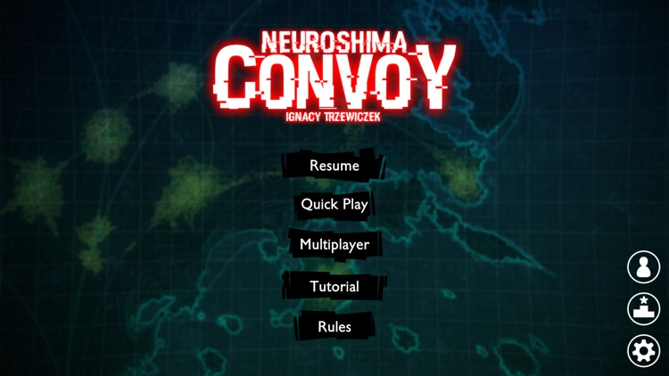 Neuroshima Convoy card game