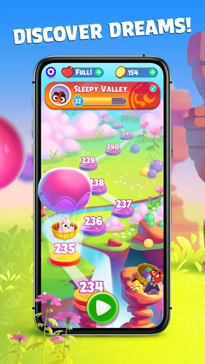 Angry Birds Dream Blast Toon screenshot-3