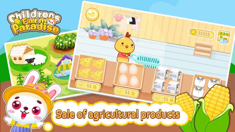 Children Farm Playland family screenshot-3