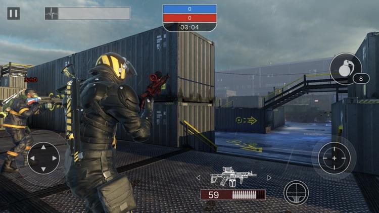 Afterpulse - Elite Squad Army screenshot-0