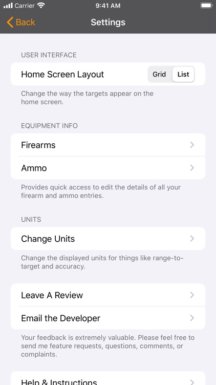 TargetView screenshot-4