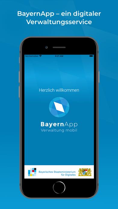 cancel BayernApp - Verwaltung mobil app subscription image 1