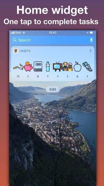 Habit Tracker ∞ screenshot-3