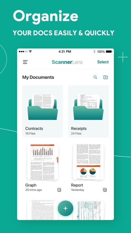 Document scanner: ScannerLens screenshot-7