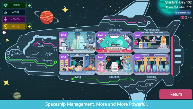 Galaxy Tycoon: Star Trade &War