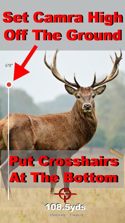 Deer Hunter Range Finder screenshot-3