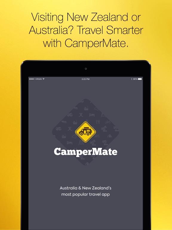 CamperMate screenshot